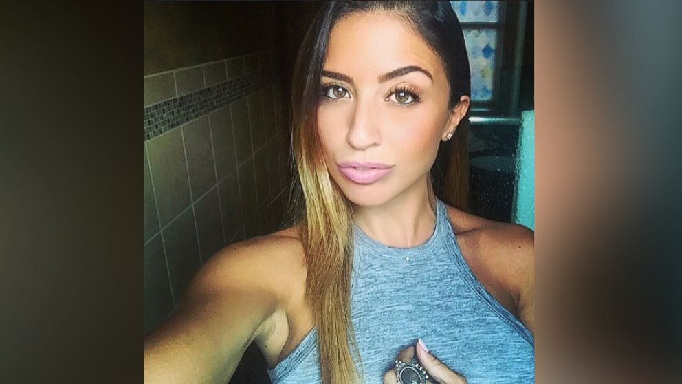 This undated photo was posted to Karina Vetrano's Instagram account, who went for a jog and was later found dead by her father.