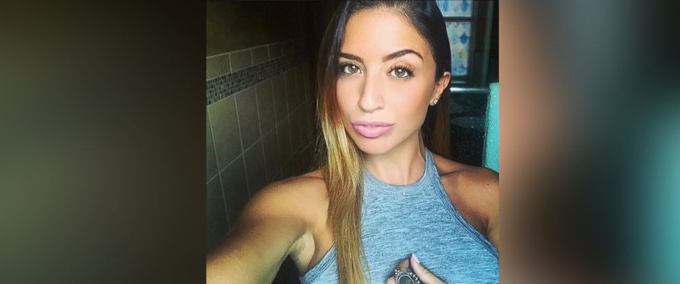 PHOTO: This undated photo was posted to Karina Vetranos Instagram account, who went for a jog Tuesday and was later found dead by her father.