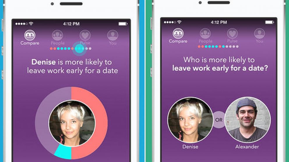 rate a date app