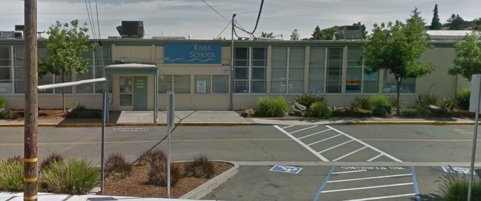 PHOTO: Police arrested a middle school student who allegedly planned to carry out mass shootings at schools in Napa, California.