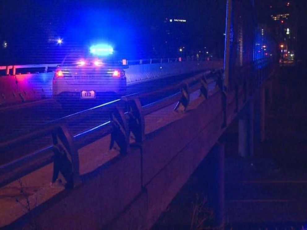 Teens charged with murder after sandbags tossed from overpass