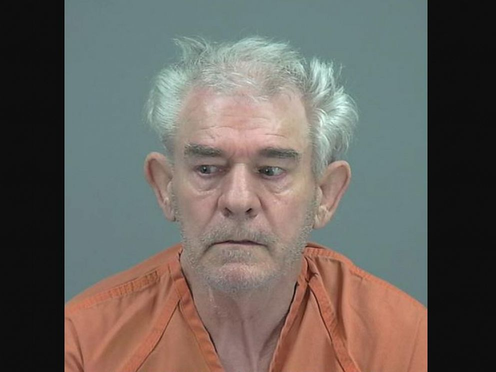 PHOTO: Rodney Puckett, 70, was arrested during a traffic stop in Eloy, Arizona, on Monday, May 13, 2019.