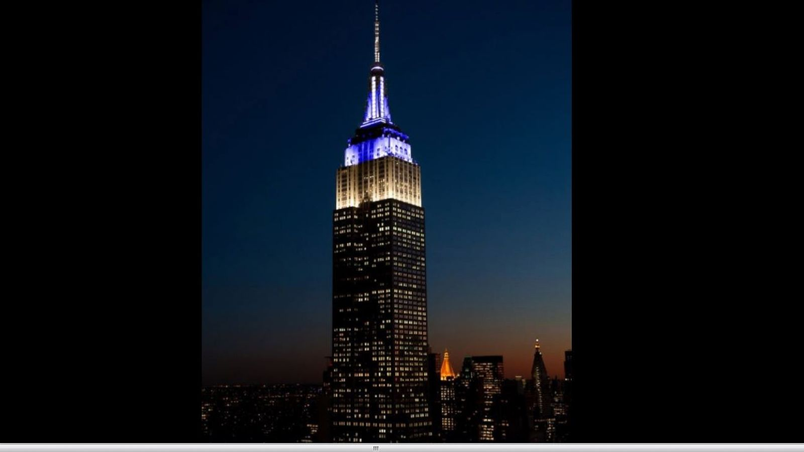 Empire State Building Pays Homage To The Phantom Of The Opera