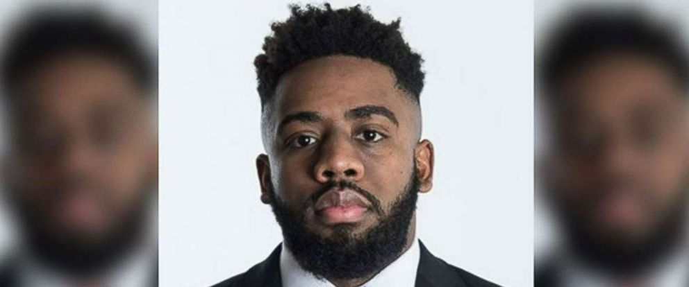 PHOTO: Izaia Bullock, a Rutgers University linebacker, was charged with multiple counts of attempted murder on Tuesday, Oct. 30, 2018.
