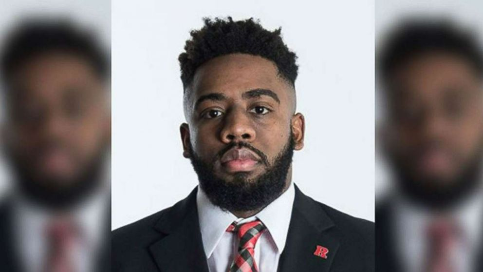 7a414c60d Rutgers football player arrested for alleged murder conspiracy - ABC ...