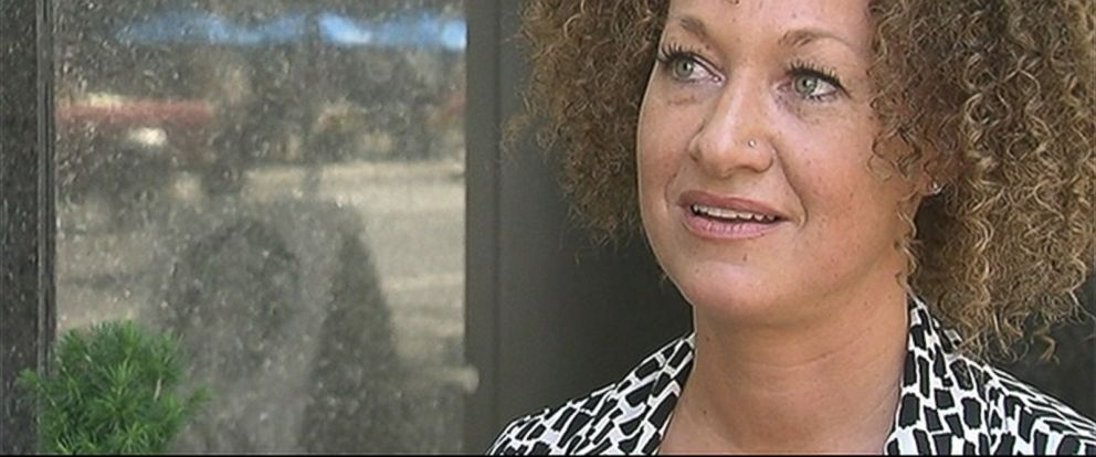Rachel Dolezal, president of the Spokane, Washington chapter of the NAACP, is accused of misrepresenting her race.