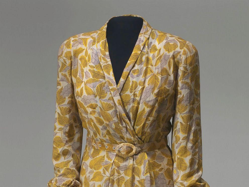 PHOTO: Rosa Parks Dress.