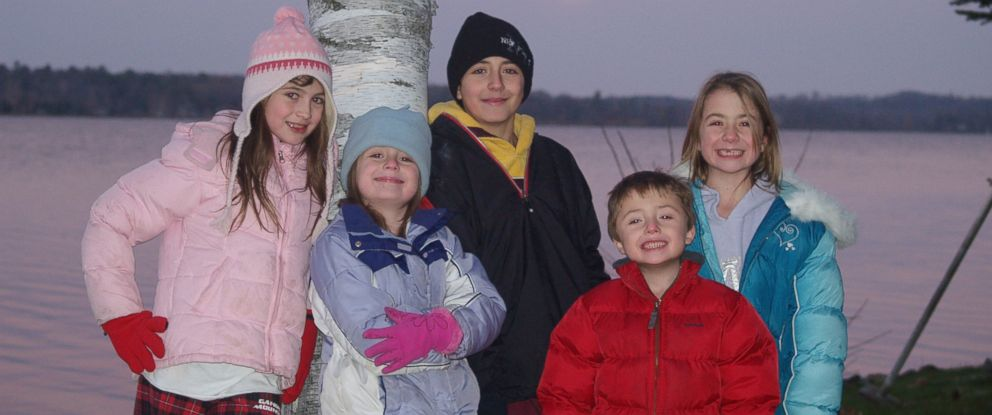 PHOTO: The five Rucki children were at the center of the bitter custody and divorce battle between their parents Sandra Grazzini-Rucki and David Rucki.