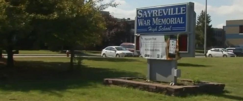PHOTO: Sayreville War Memorial High School in New Jersey canceled its football season, Oct. 6, 2014, amid an investigation into hazing and bullying accusations.