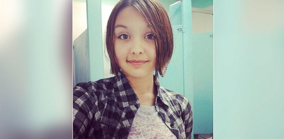 PHOTO: Samantha Dodson, 13, was found outside Oregon City.