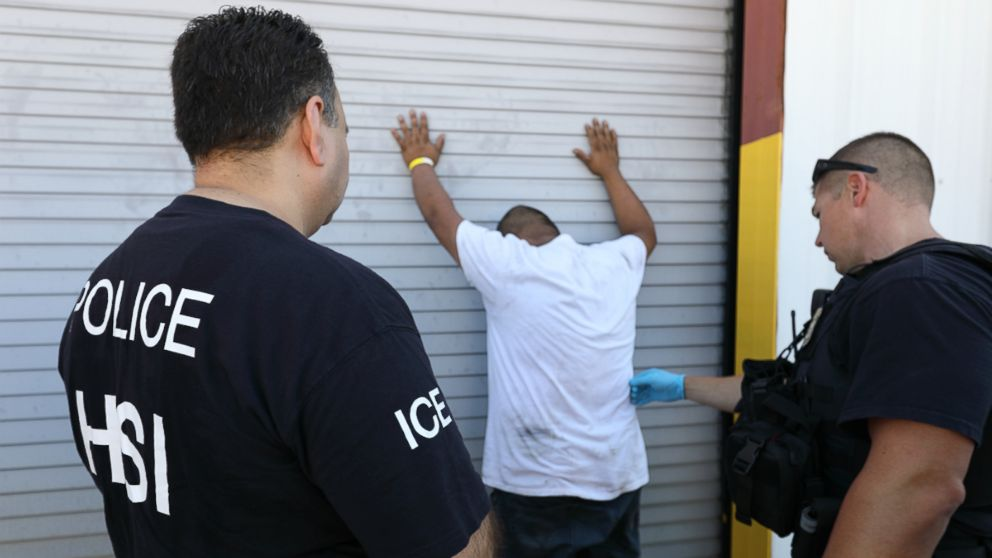 ICE detained 160 workers at Load Trail, a trailer manufacturing company in Texas.