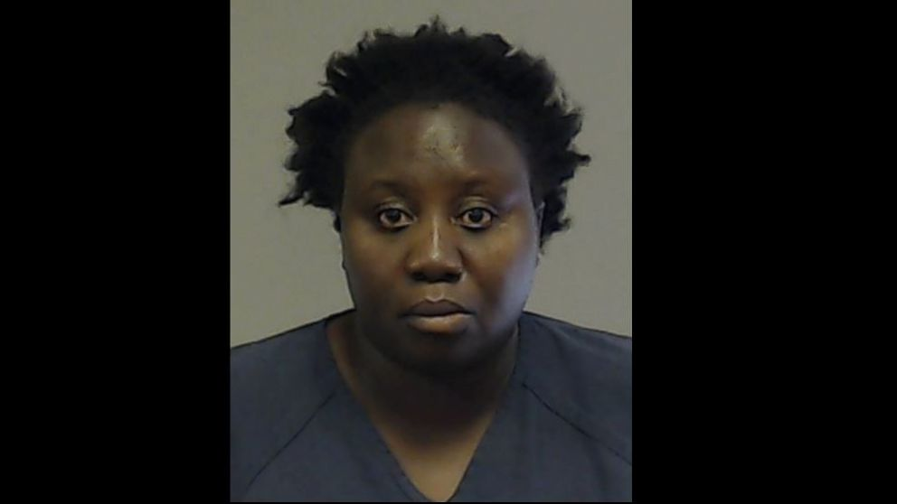 Police said Evelyn Misumi, 36, walked in to a Bank of America branch on Wednesday afternoon and demanded cash.