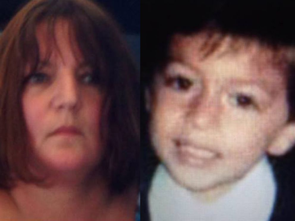 PHOTO: This photo released by the Martin County, Fla. Sheriffs Office shows Michelle Lodzinski and her son, Timothy Wiltsey, whose partial remains were found in 1992. Lodzinski, 47, was charged with her sons murder Wednesday, August 6, 2014.