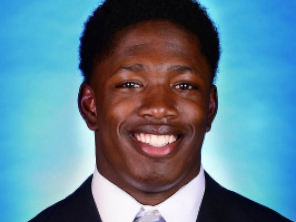 PHOTO: A UNC student has accused Tarheels linebacker Allen Artis of raping her on Valentines Day.
