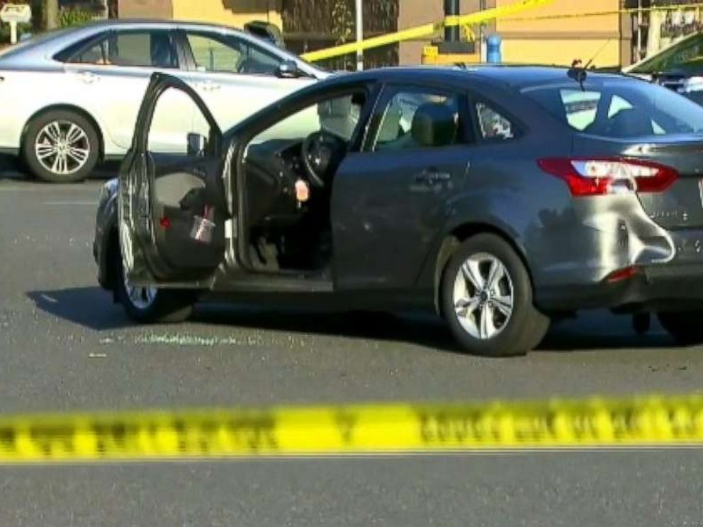 Bystander kills gunman who wounded 2 at Walmart store