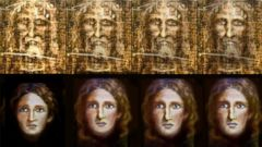 Police Create Image of Jesus as a Child Using Shroud of Turin