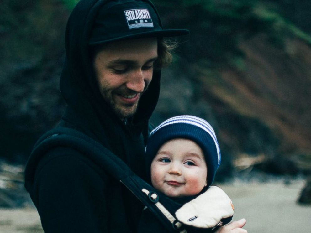 PHOTO: Kyson Dana, 28, said his family felt discriminated against after Allegiant Air removed them from a flight, May 2, 2016, after his wife informed a flight attendant their son Theo had a severe peanut allergy.