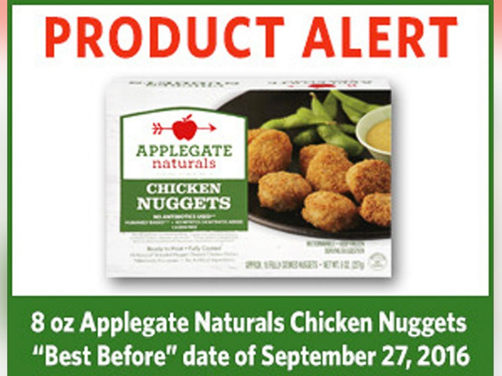 Chicken Nuggets Recalled Over Possible Contamination With Plastic