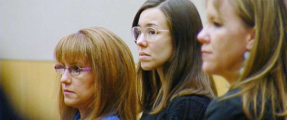 PHOTO: Jodi Arias was present in court on March 5, 2015 when the mistrial was declared.