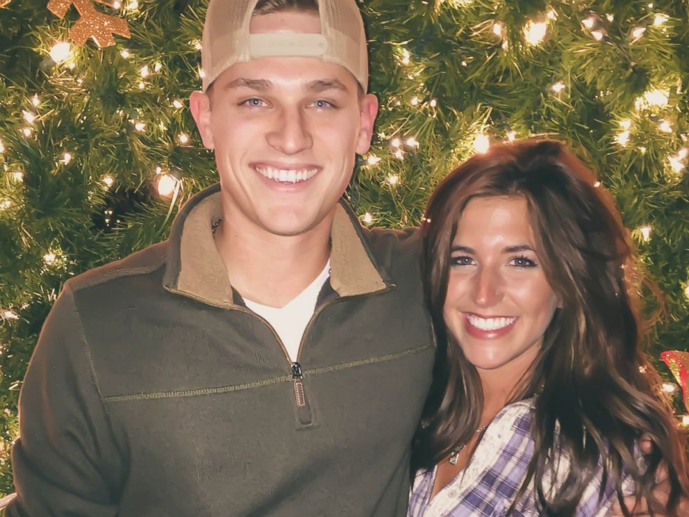 PHOTO: This undated photo shows Arika Stovall, 21, and her boyfriend Hunter Hanks, 21, who were both injured in a New Years Day car crash.