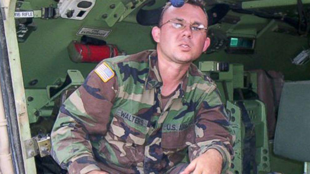VIDEO: U.S. Army vet helps turns injury into innovation.