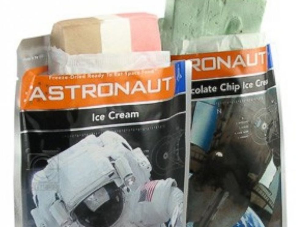 PHOTO: Astronaut Chocolate Chocolate Chip Ice Cream