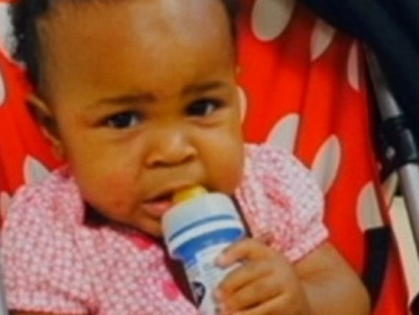 PHOTO: NYPD released this photo of the 10-month-old baby left alone on a subway platform.