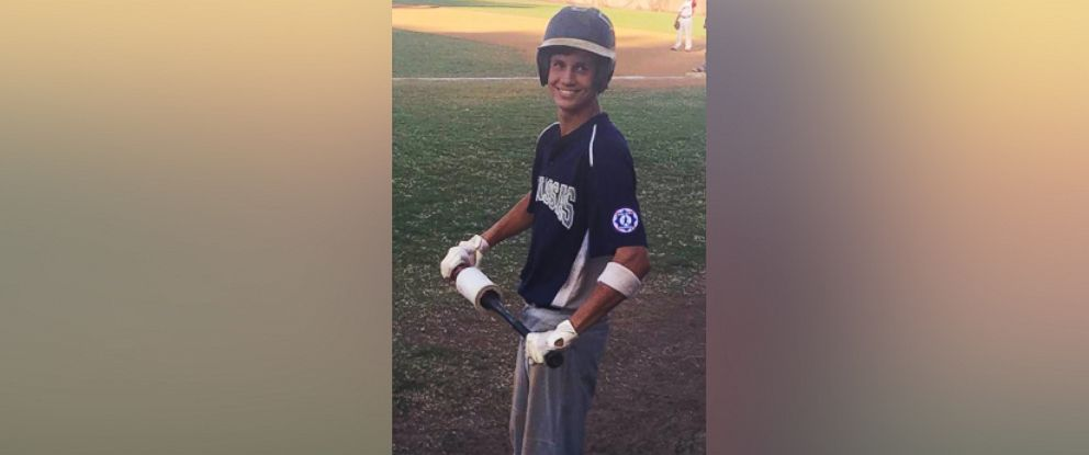 PHOTO: A Virginia teenager saved his teammates life by performing CPR on the baseball pitch when friend went into cardiac arrest at baseball practice.