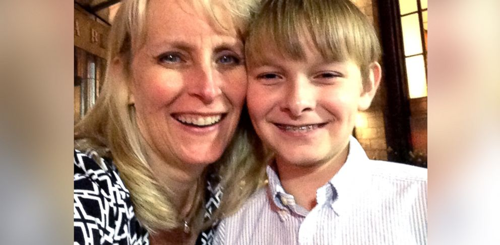 PHOTO: Jeannie Williams 11-year-old son, Jeffrey, passed away while they were staying in a Best Western hotel room.