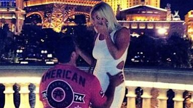PHOTO: Brooke Hogan Gets Engaged
