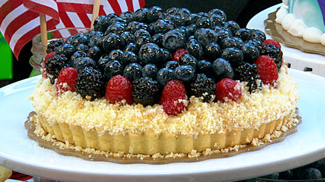 PHOTO: Buddy's Italian Fruit Tart