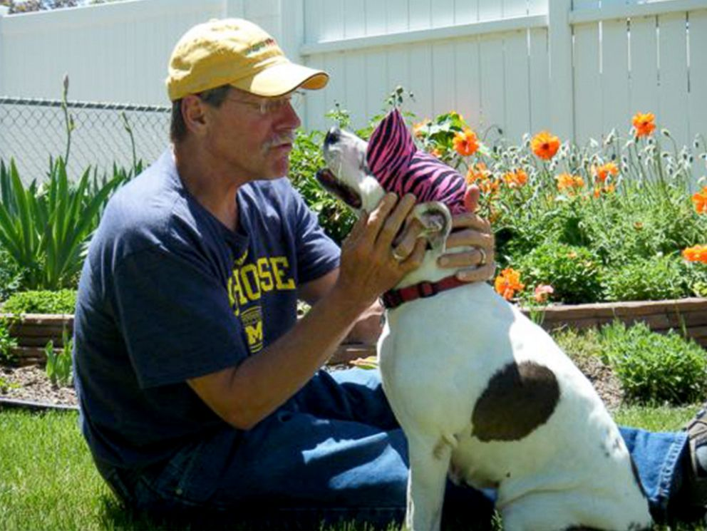 PHOTO: Dog Battles Cancer