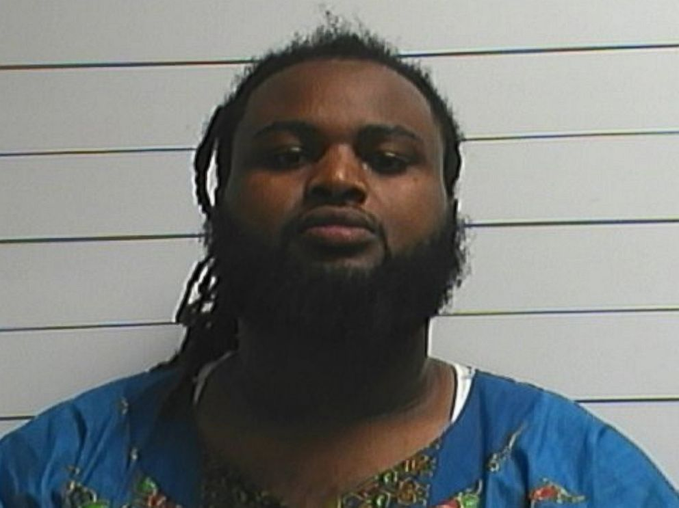 PHOTO: Cardell Hayes was booked for second degree murder in the death of Will Smith in New Orleans, the New Orleans police say.