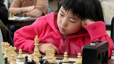 PHOTO: Youngest Expert Level Chess Player
