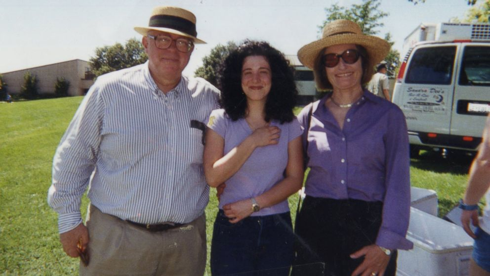 Chandra Levy is seen here in an undated family photo.