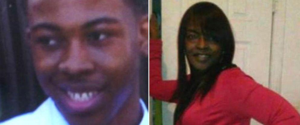 PHOTO: Quintonio LeGrier, left, and Bettie Jones were victims of a shooting in Chicago, Dec. 26, 2015.