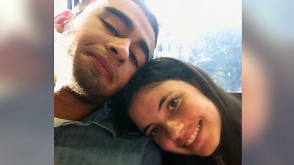 Erika Friman, right, started dating Christian Aguilar, left, after she broke up with Pedro Bravo.