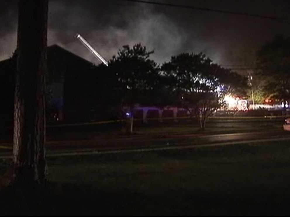 PHOTO: Investigators are now looking into a fire at a church in Charlotte, N.C.