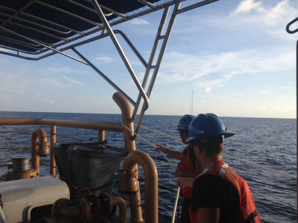 Passengers Rescued From Sailboat After Spending Up To 1 Week