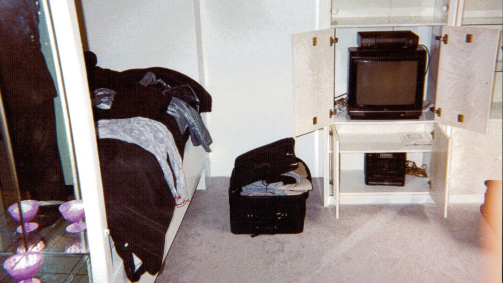 A photo of Chandra Levy's apartment shown at the Chandra Levy trial .