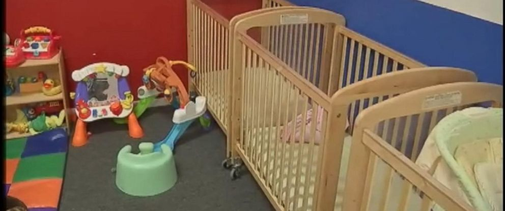 PHOTO: Authorities are investigating a mothers claims that she had to break into a northeast Houston day care because her baby was locked inside and alone.