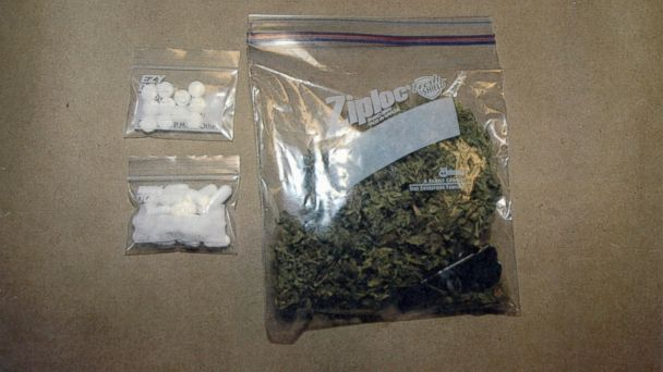 PHOTO: These drugs were among those found in Kelli Peters car by the Irvine Police department.