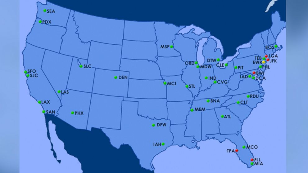 Faa System Back In Service After Air Traffic Center Problem Delays