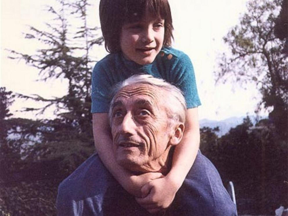 PHOTO: Cousteau is the grandson of famed oceanographer Jacques Cousteau.