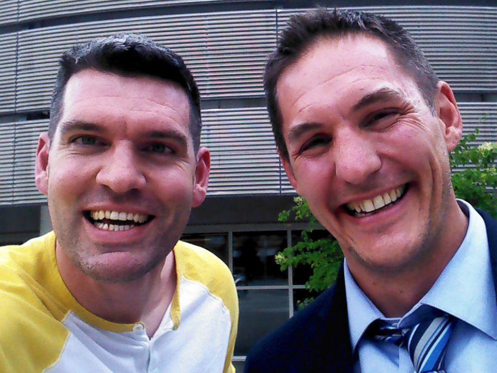 PHOTO: Day 64: McLaughlin headed to Denver, Colorado, to meet a Facebook friend.