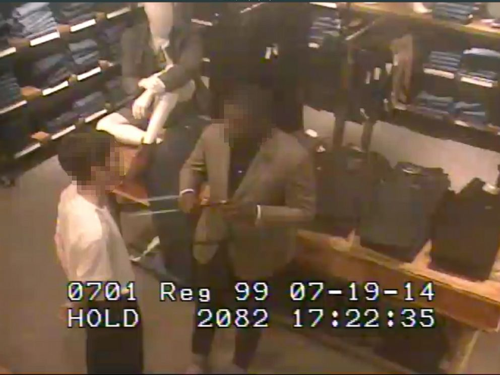 PHOTO: An ID theft ring used stolen information to buy $400,000 worth of designer bags and shoes from Saks Fifth Avenue in New York City.