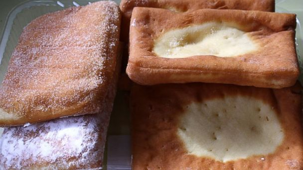 PHOTO: Fasnachts are German pastries traditionally served during Carnival or on Shrove Tuesday (Fat Tuesday).