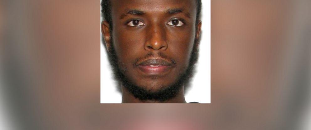 PHOTO: Liban Haji Mohamed is seen in this undated FBI handout photo.