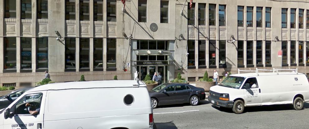 PHOTO: Federal Building at 201 Varick St. in New York City.