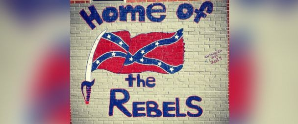 Virginia High School Features the Confederate Flag - ABC News
